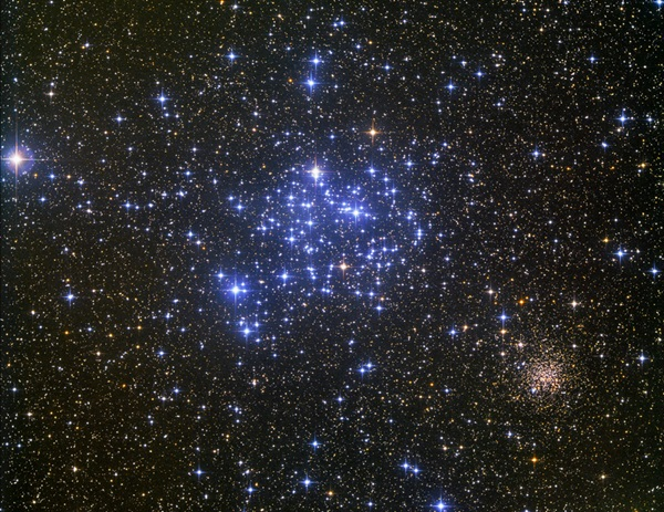 Open clusters M35