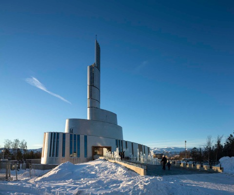 The New Cathedral of the Northern Light