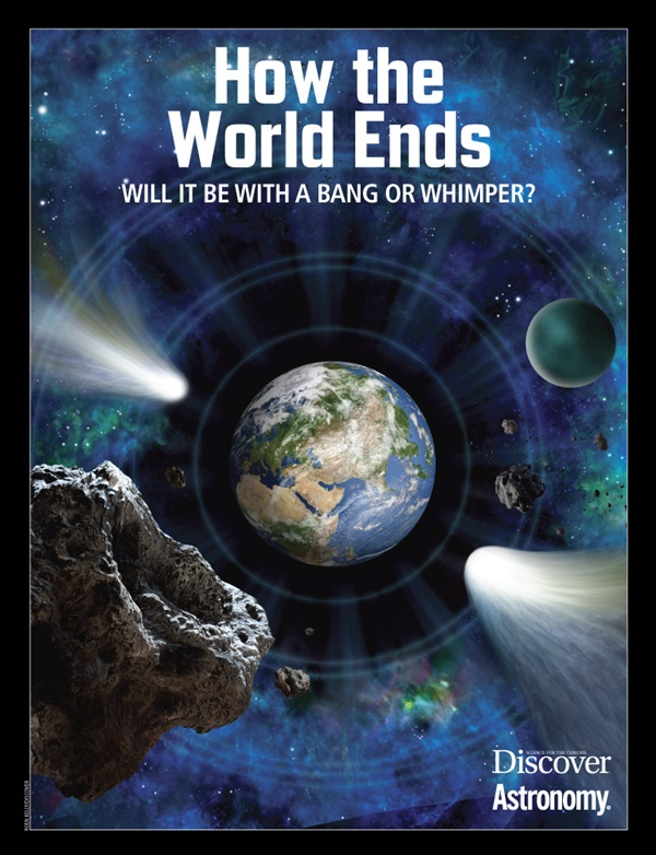 Ways the world could end | Astronomy com