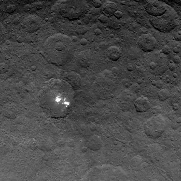 Ceres imaged June 6, 2015
