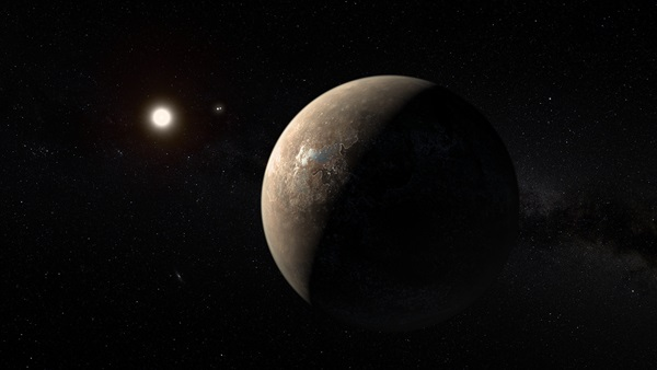 Artists_impression_of_Proxima_Centauri_b_shown_hypothetically_as_an_arid_rocky_superearth