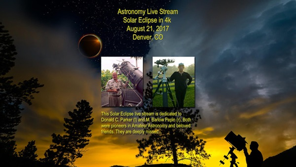 You Can Watch The Great American Eclipse In 4k On Astronomy Com Astronomy Com
