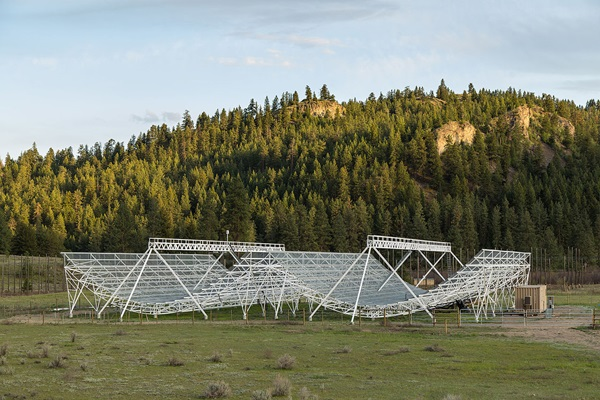 CHIME begins its cosmic search | Astronomy.com