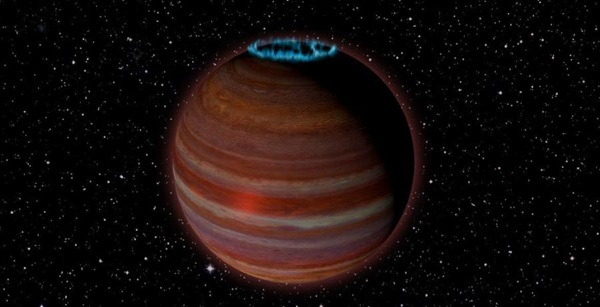 Astronomers Discover A Free Range Planet With Incredible Magnetism Astronomy Com
