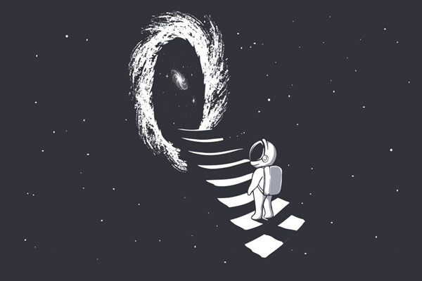 AstronautWormhole