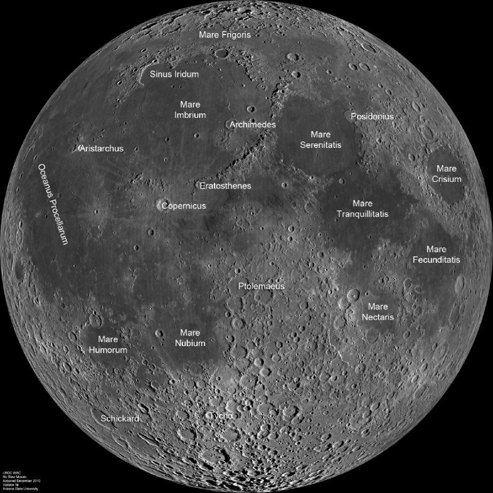 Your new Moon Exploring Luna from your backyard   Astronomy.com