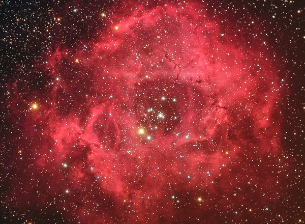 Open cluster NGC 2244