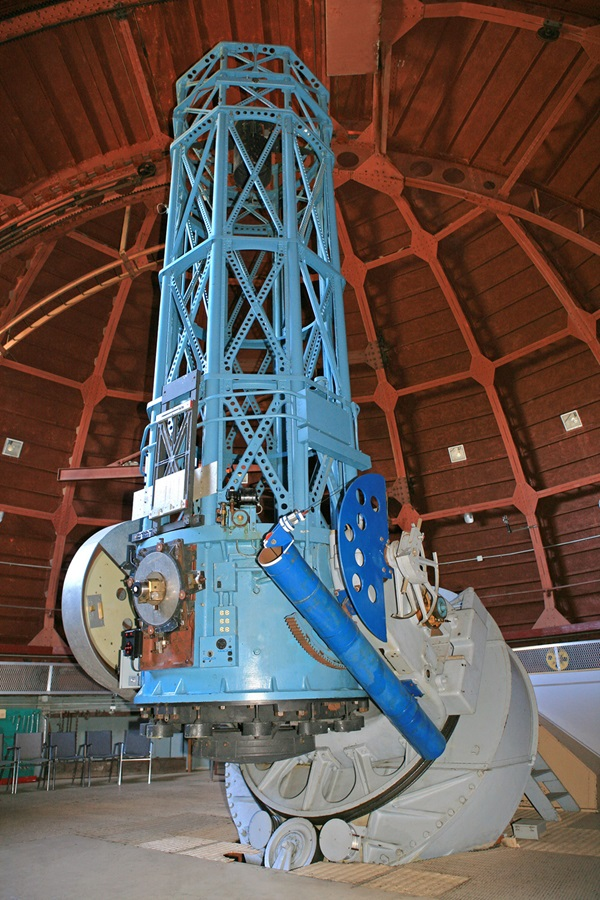 60-inch telescope at Mount Wilson Observatory