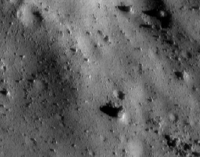 Surface of Eros