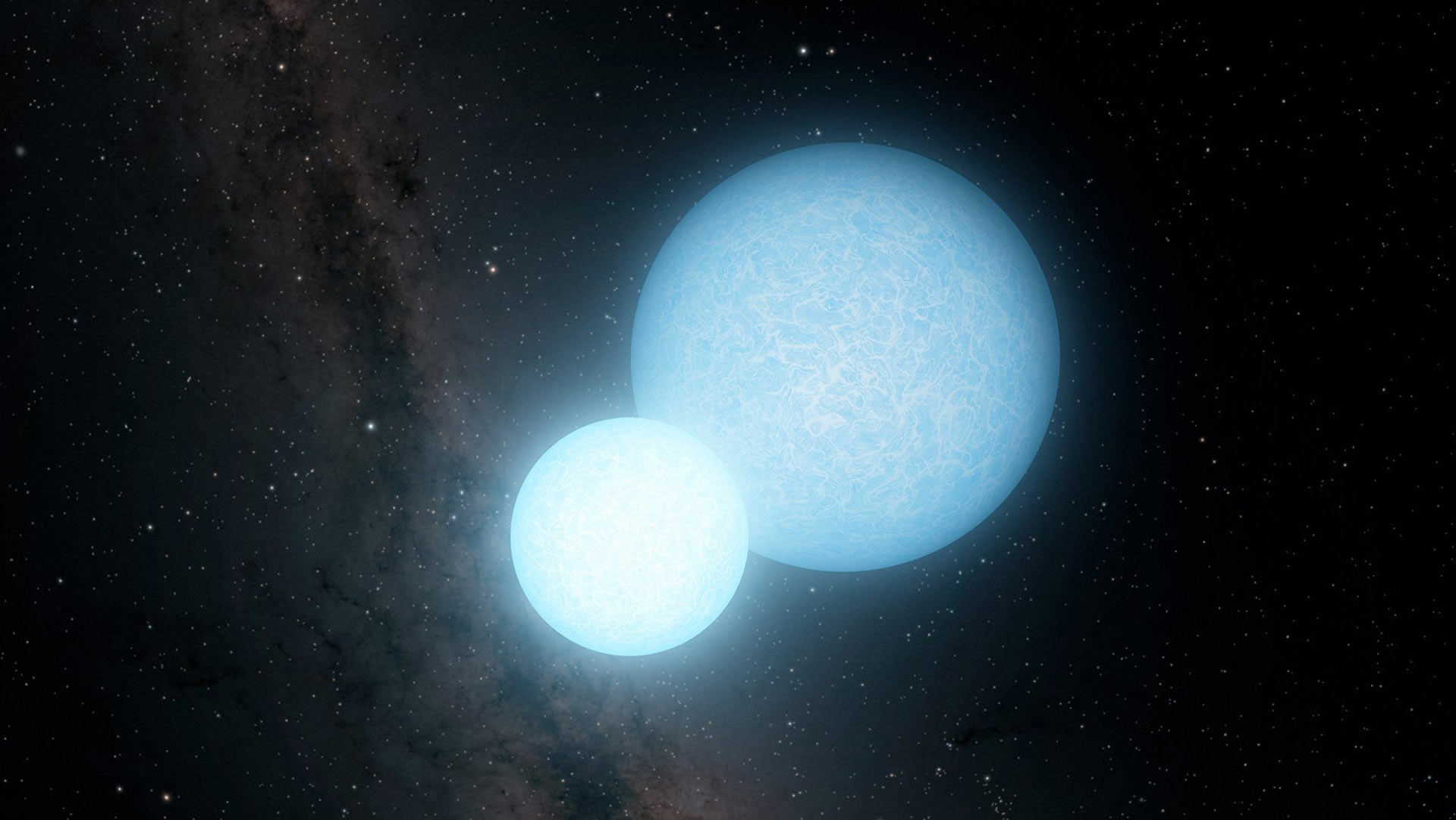 Rare pulsating white dwarf spotted in a binary star system | Astronomy.com