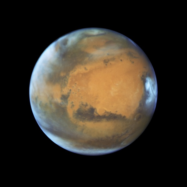 The Red Planet's revival   Astronomy com
