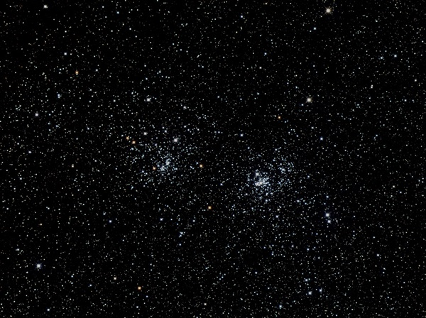 Double-Cluster