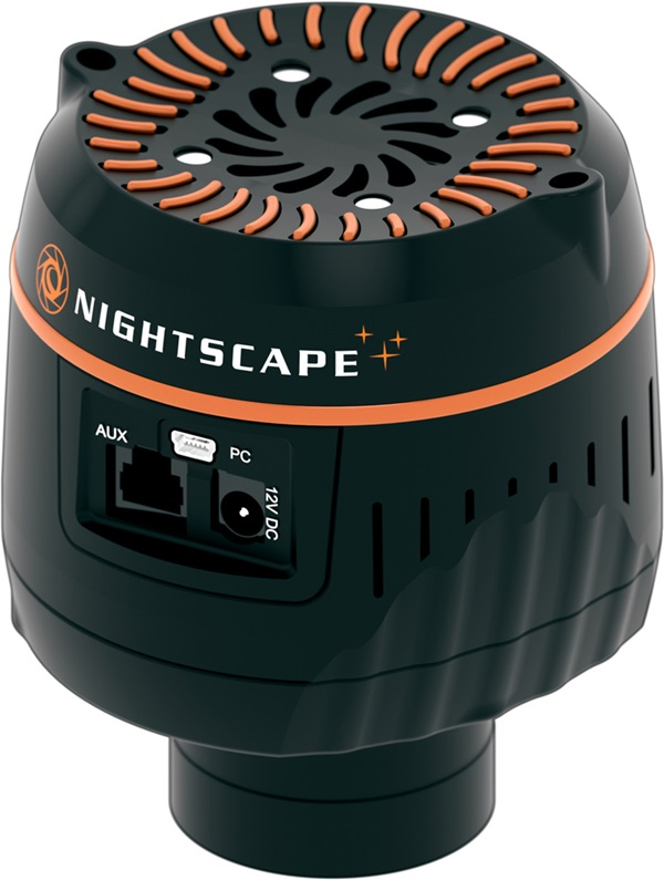Celestron Nightscape CCD camera