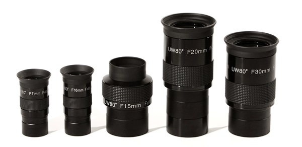 Olivon 80° ED Wide Angle Eyepieces