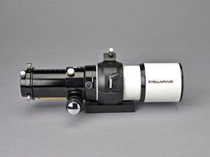 Stellarvue's SV60EDS is a compact apochromatic refractor.