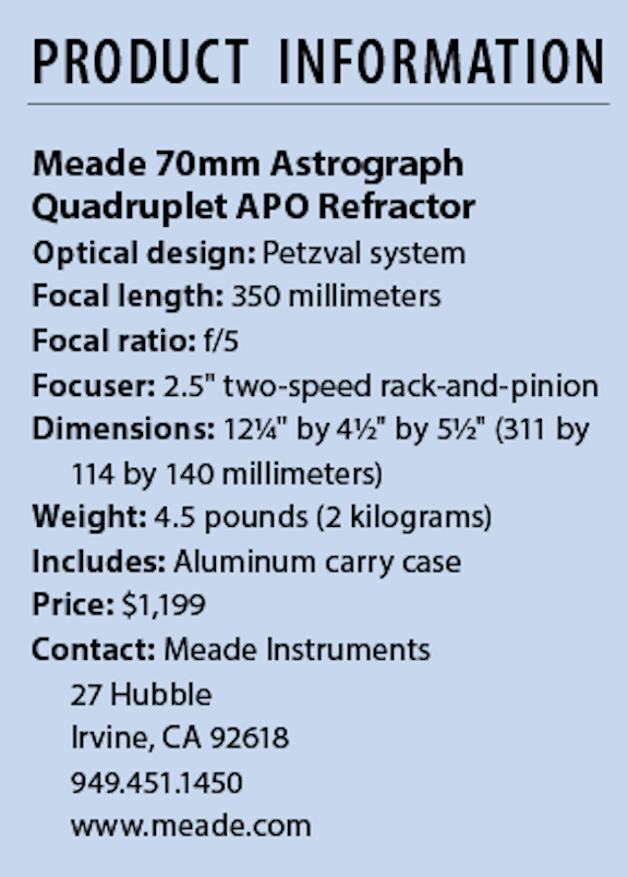 MeadeAstrographInfo