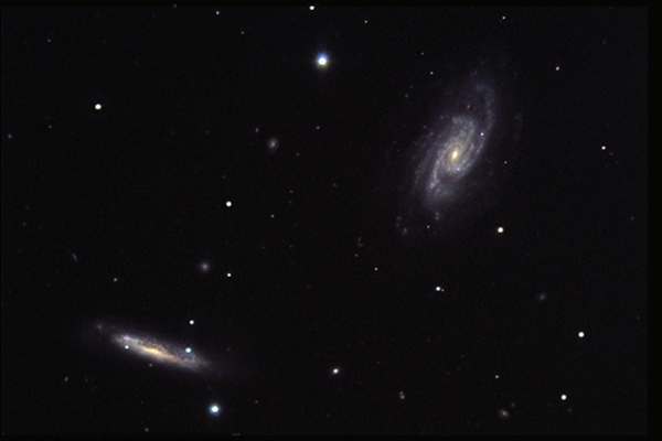 Galaxies in the gazelle | Astronomy com