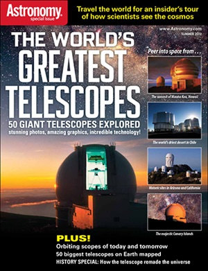 The Worlds Greatest Telescopes