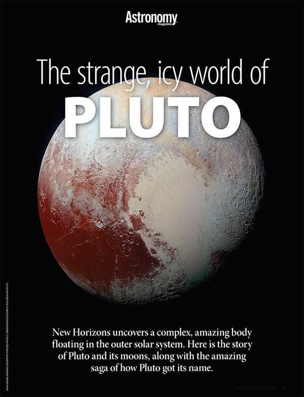 Kerberos Moon Of Plluto: Pluto And Its Moons: Findings From The New Horizons