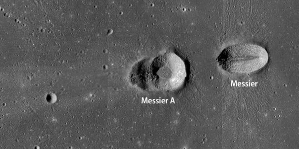 Double-lunar-craters