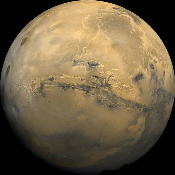 solid planet mars - photo #10