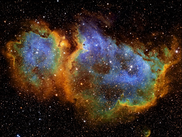 Soul Nebula (Sharpless 2-199)