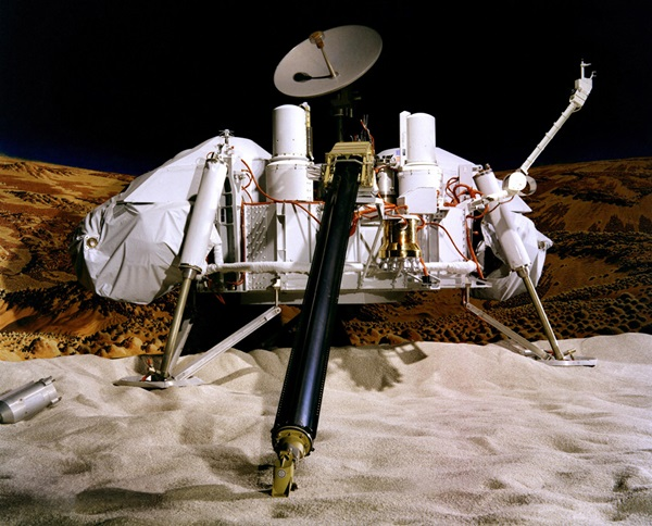 Viking 1 and 2 landers