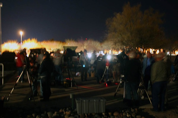 Tucson star party