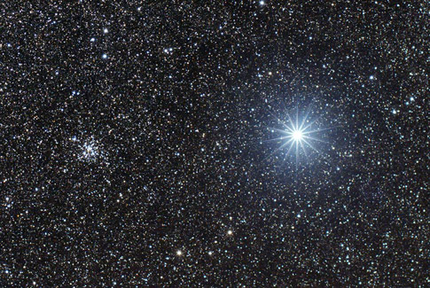 sirius our brightest star is orbited by a white dwarf