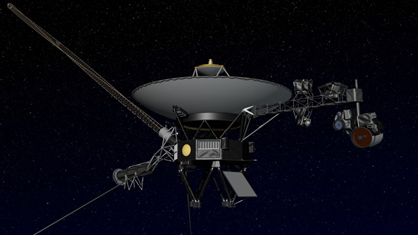Voyager-spacecraft