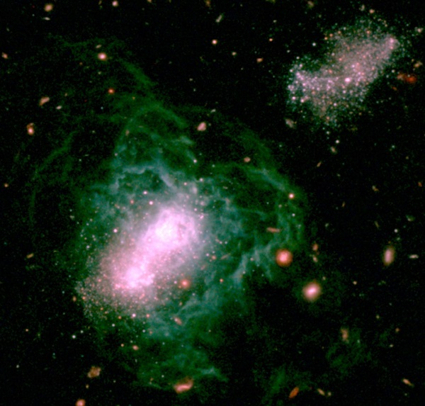 Dwarf galaxy causes questions in current galaxy formation ...