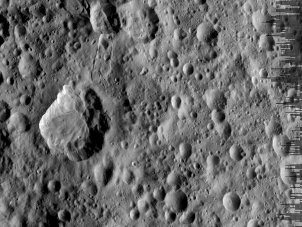 Tethys-surface