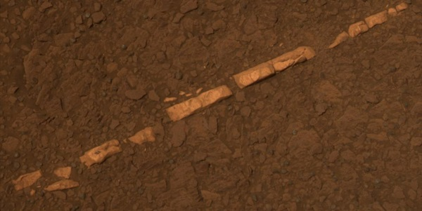 Mars-Homestake-vein