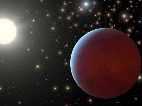 First planets found around Sun-like stars in a cluster ...