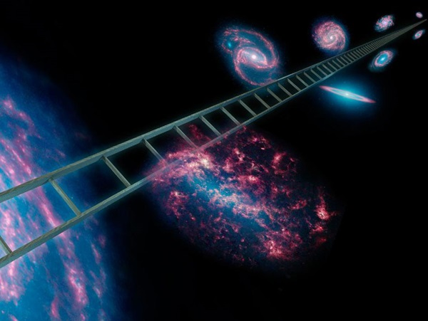 Cosmic-ladder