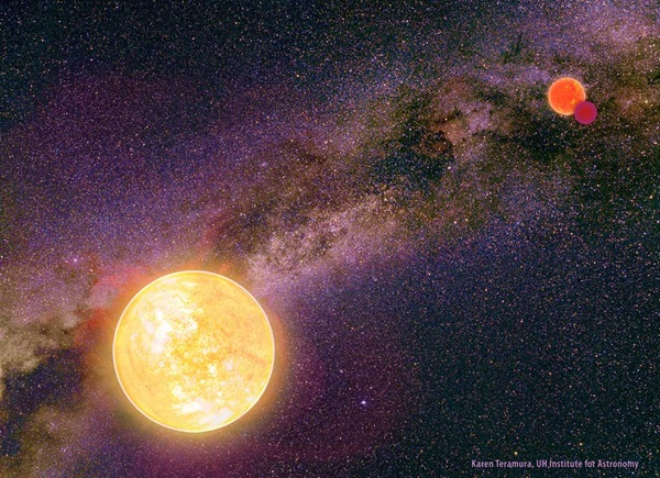 Astrobiology institute shows how wide binary stars form ...