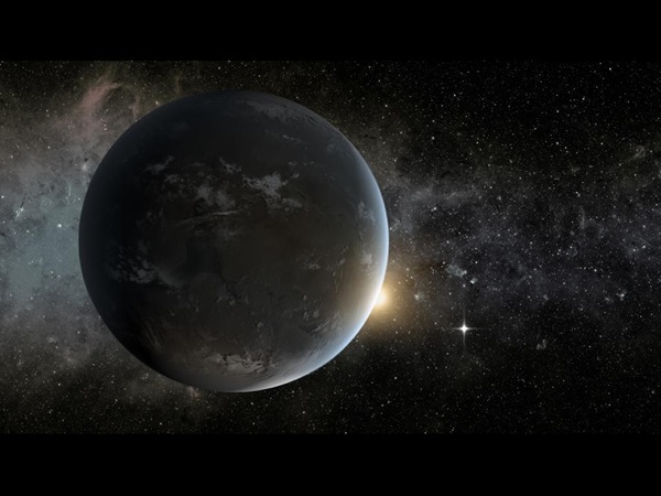 Super-Earth-sized planet Kepler-62f