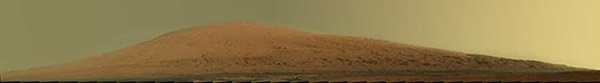 Mount-Sharp-on-Mars