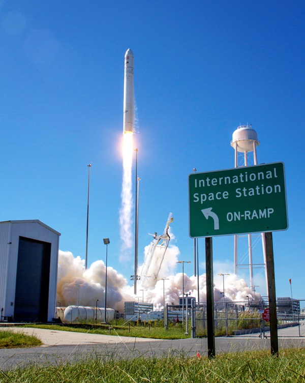 Cygnus launch to ISS on September 18
