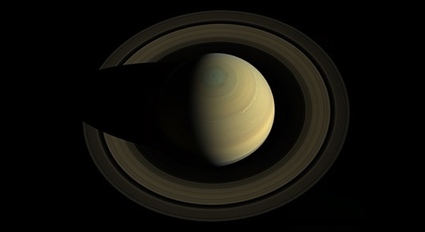 View of Saturn