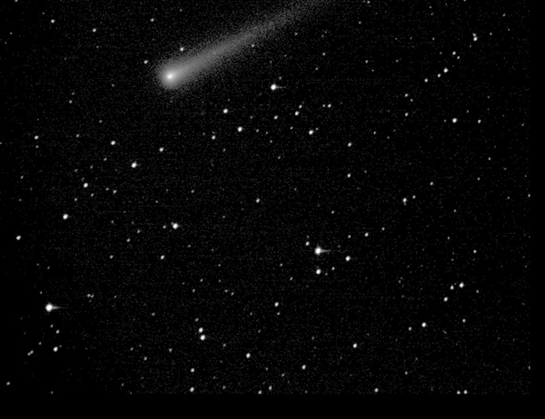 Comet ISON imaged November 9 by Micro-Observatory