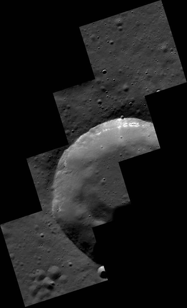 MESSENGER's mosaic of Mercury