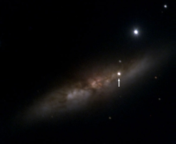 Closest, brightest supernova in decades is also a little ...