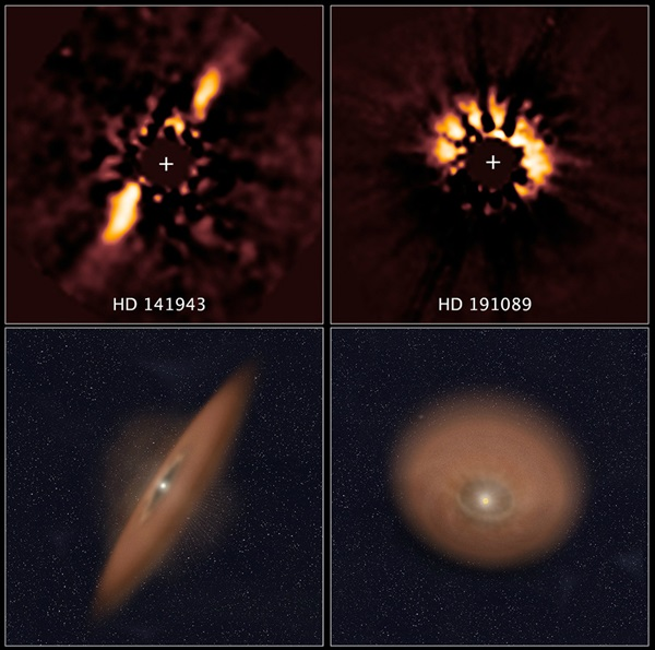 debris disks around young stars