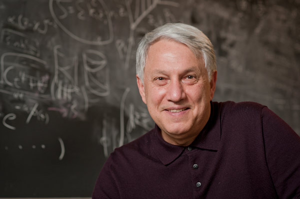Stanford physics Professor Andrei Linde received the 2014 Kavli Prize in Astrophysics