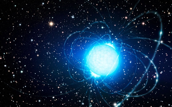 Sketch of a magnetar