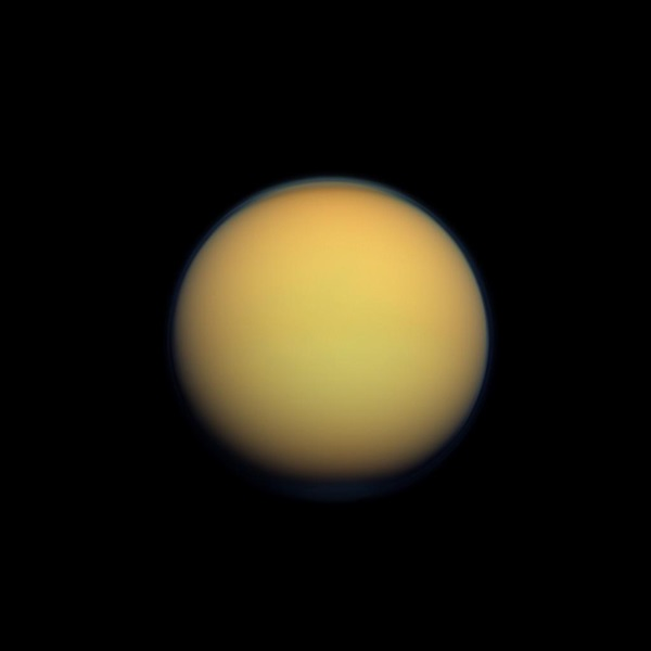 Nitrogen in Titan's atmosphere