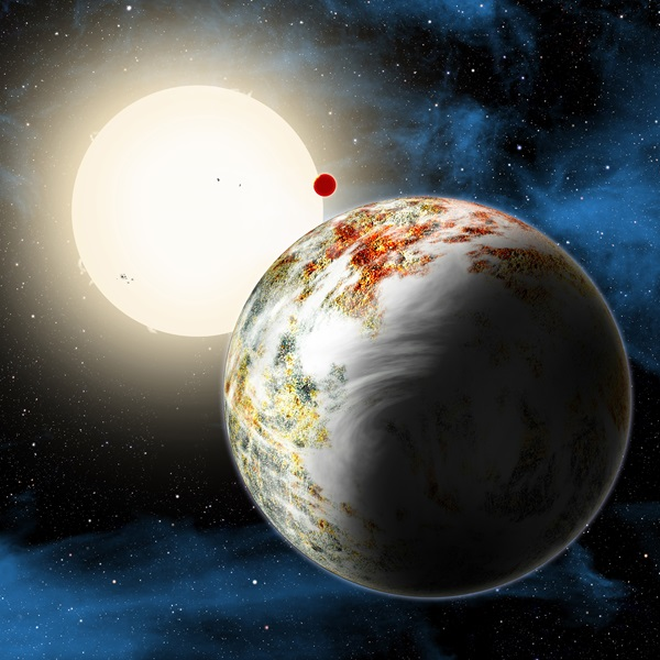 "Astronomers find a new type of planet: the ""mega-Earth."""