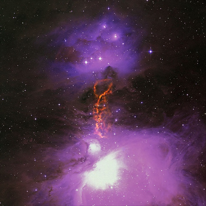 Orion Molecular Cloud Complex