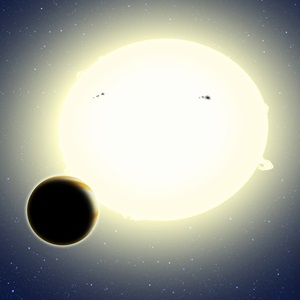 Kepler newfound planet